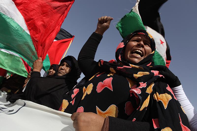 Módulo II: Descolonizando el feminismo desde los feminismos saharauis