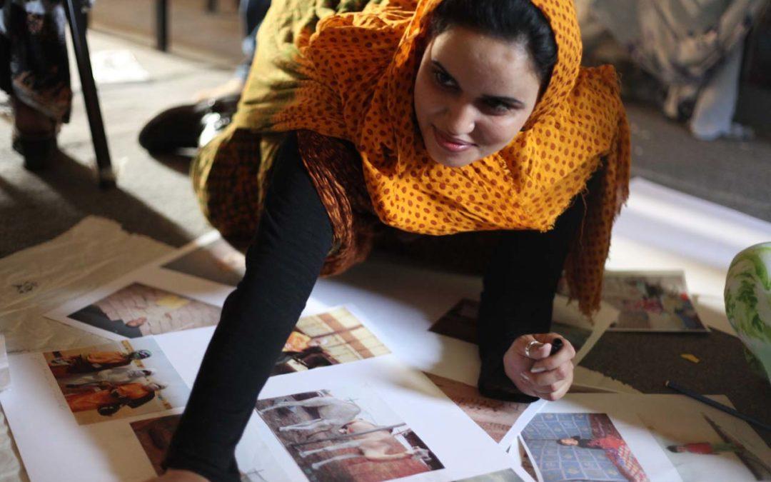 Del Selfie al Fotovoz: empoderarnos y resistir juntas
