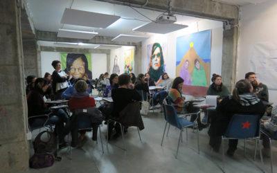 Módulo I. Las mujeres conquistando y luchando los espacios en los movimientos sociales