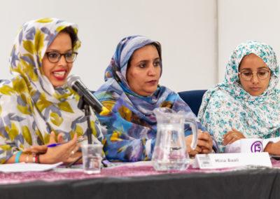 Ebbaba Hameida, Mina Baali, Kaltum